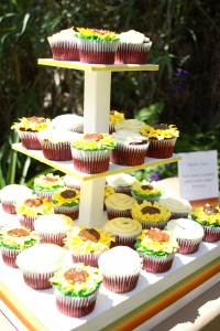 Scrumptious cupcakes from A Sweet Design
