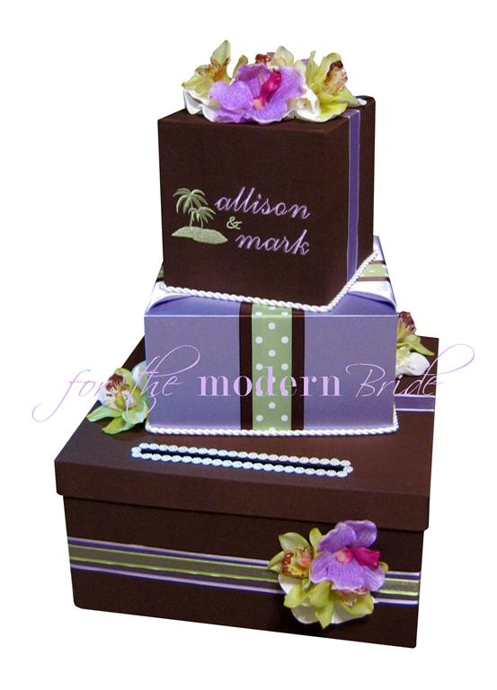 Wedding Gift Envelope Box : Custom made envelope boxes for your wedding